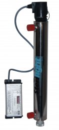 UV lampa pro 2,5 m3/hod.